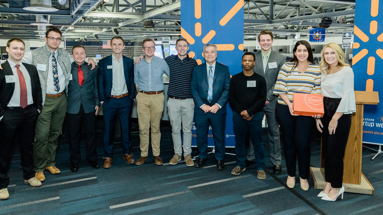2019 Inc.U Competition Teams at Penn State Startup Week