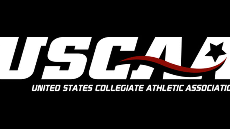 A logo of the United State Collegiate Athletic Association