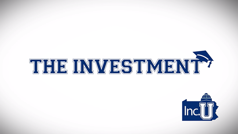 The Investment and Inc.U logos